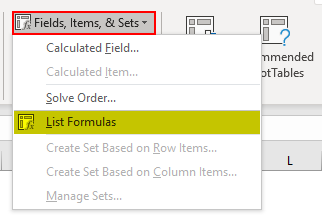 Advanced Formula in Calculated Field 5