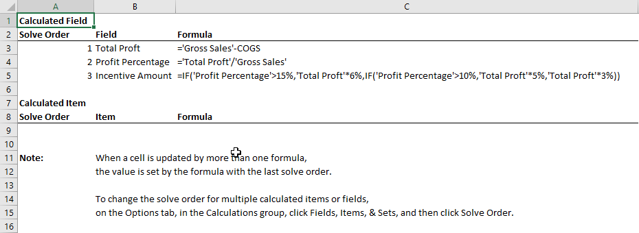 Advanced Formula in Calculated Field 6