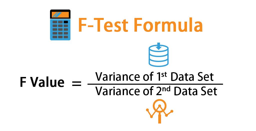 F-Test Formula
