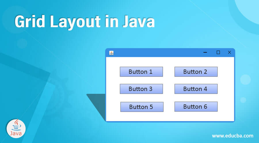 Grid Layout in Java