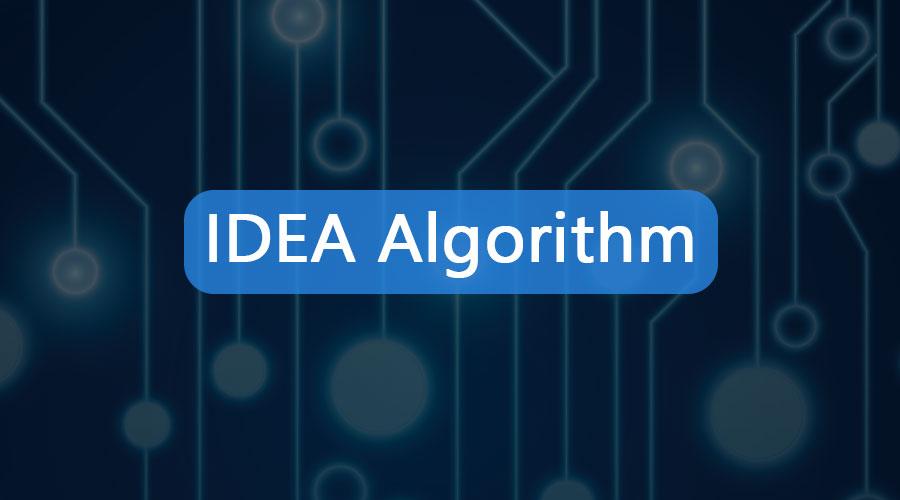 IDEA-Algorithm