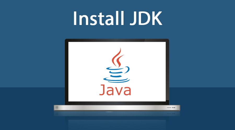 Install JDK
