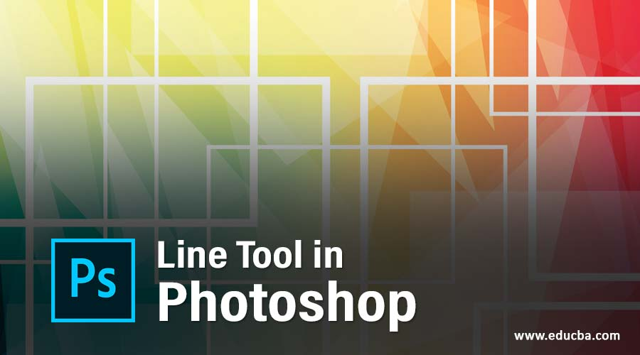 Line Tool in Photoshop