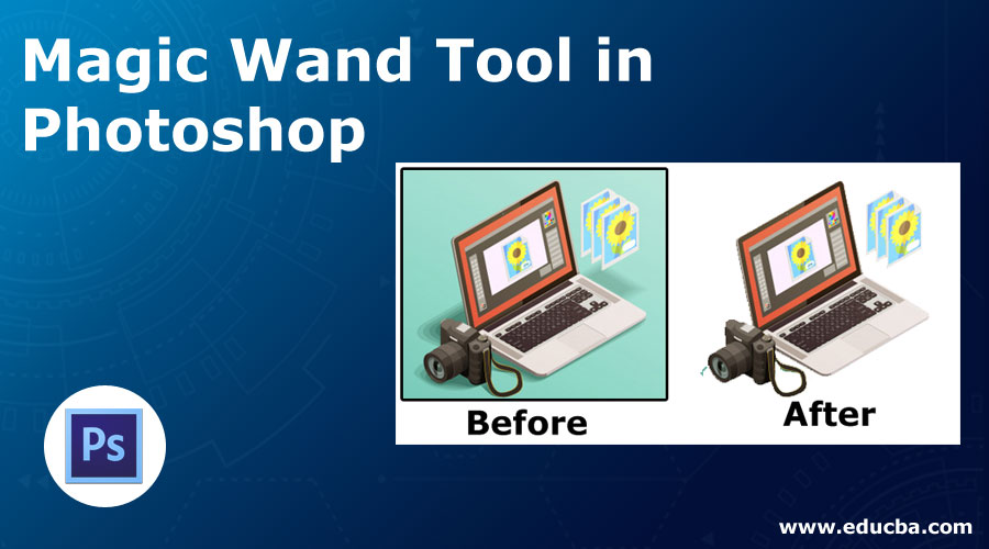 Magic-Wand-Tool-in-Photoshop
