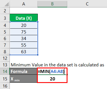 Normalization Formula Example 1-3