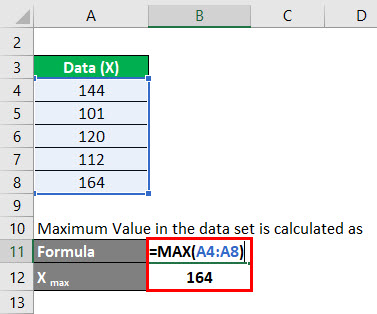 Normalization Formula Example 2-2