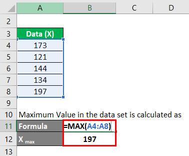 Normalization Formula Example 3-2