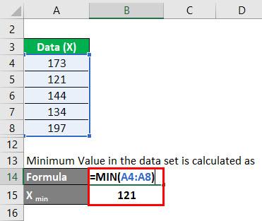 Normalization Formula Example 3-3