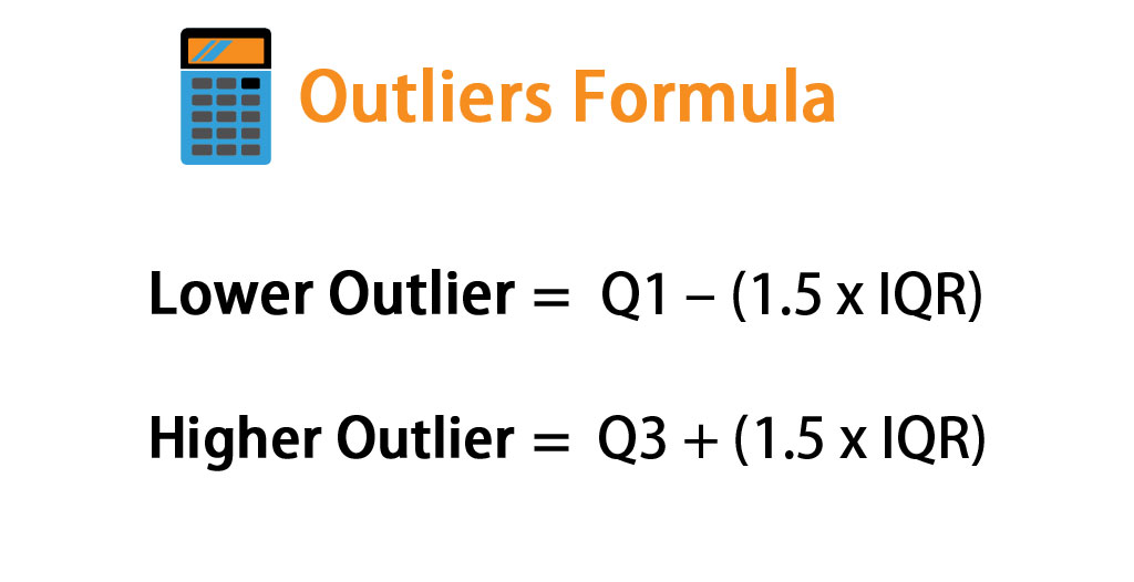 Outliers Formula