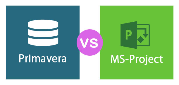 Primavera vs MS Project