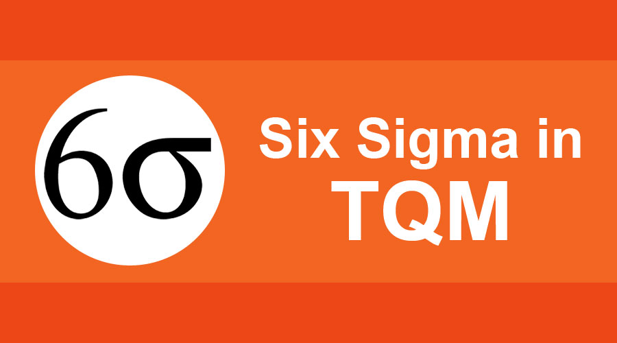 Six Sigma in TQM