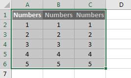 VBA Duplicates example 2.7
