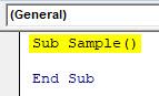 VBA Error 1004 Example 1-3