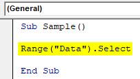 VBA Error 1004 Example 1-4
