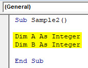 VBA Error 1004 Example 3-3