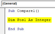 VBA Instr Example 2-2