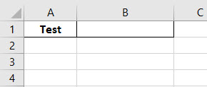VBA IsNumeric Example 1-8