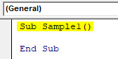 VBA Range Cells Example 2-2