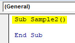 VBA Range Cells Example 3-2