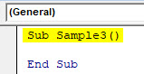 VBA Range Cells Example 4-2