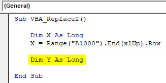 VBA Replace Example 1-6