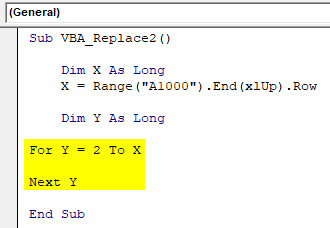 VBA Replace Example 1-7