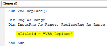 VBA Replace Example 2-4