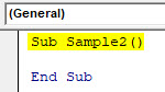 VBA Split Example 3-2