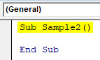 VBA Wait Example 3-1