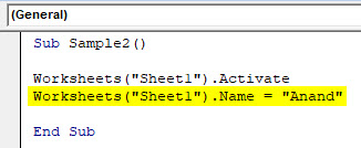 VBA Wait Example 3-3