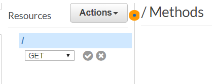 HTTP GET method