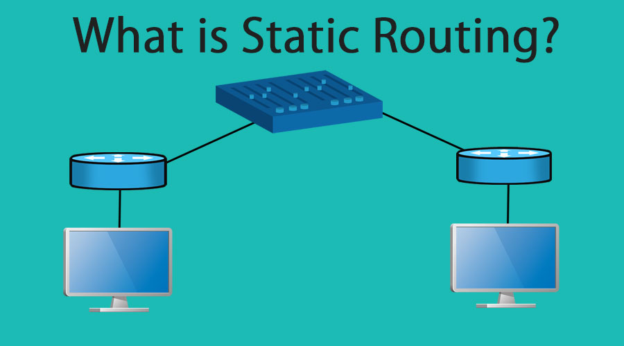 What is Static Routing