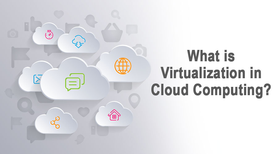 What is Virtualization in Cloud Computing