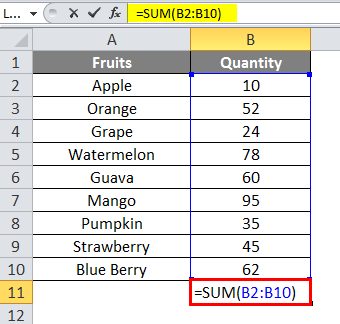 Excel Example 5-3