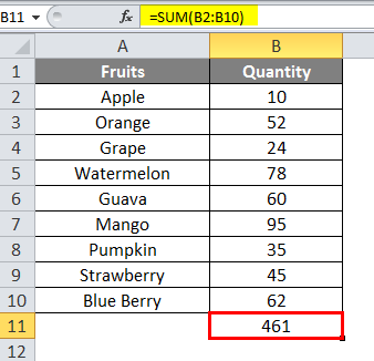 Excel Example 5-4