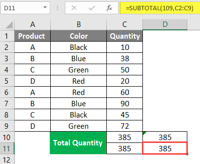 subtotal-in-excel-example-1-5-2