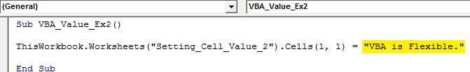 vba example 2.5