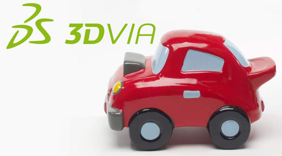 3DVIA(3D Modeling Software)