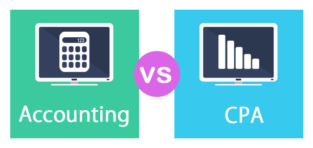 Accounting vs CPA
