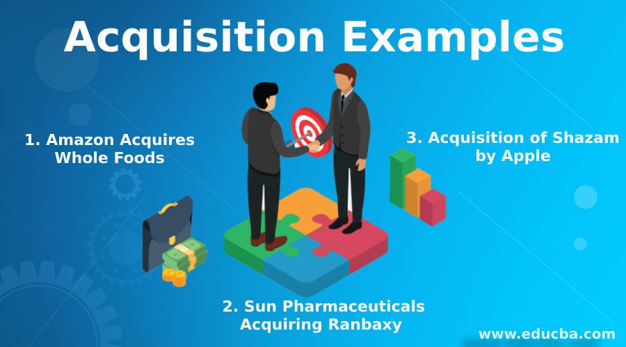 Acquisition Examples
