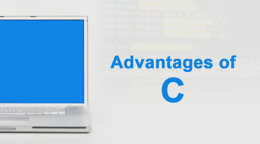 Advantages of C