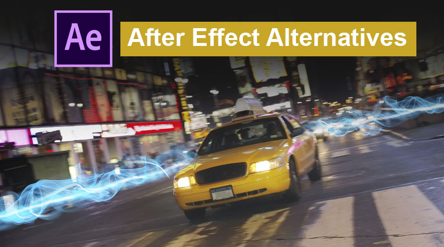 After Effect Alternatives