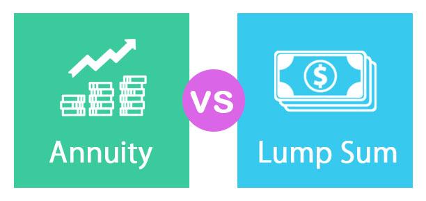Annuity vs Lump Sum