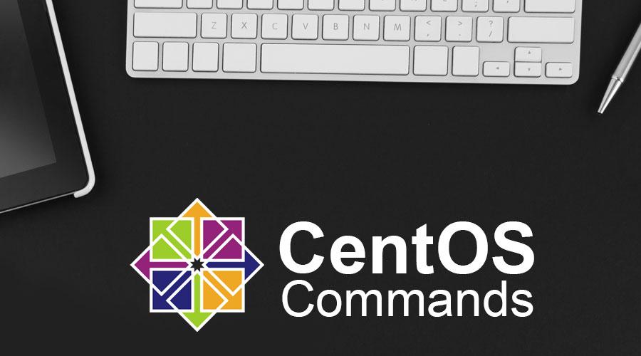 CentOS Commands