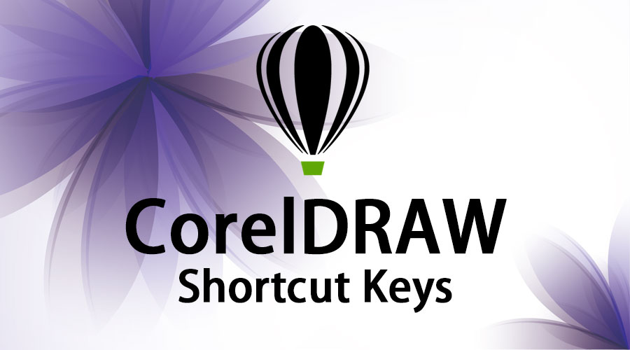 CorelDRAW Shortcut Keys