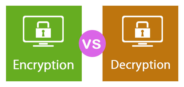 Encryption vs Decryption