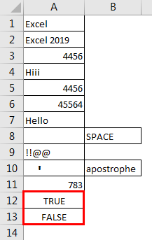 Excel Count Cells with Text 2.1