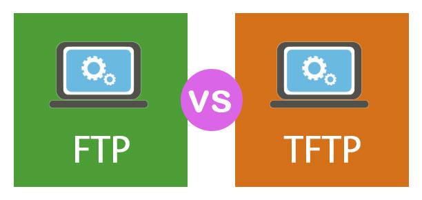 FTP vs TFTP