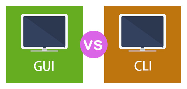 GUI vs CLI | Top 8 Most Useful Differences You Should Learn