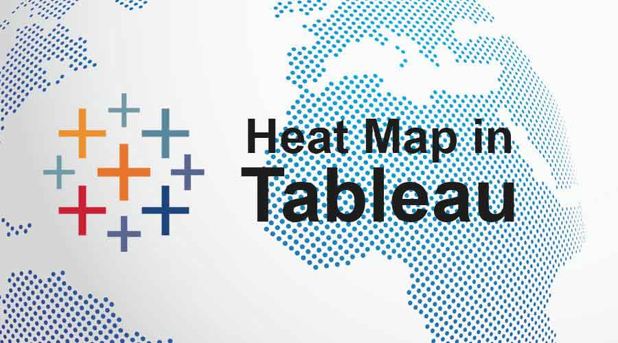 Heat Map in Tableau